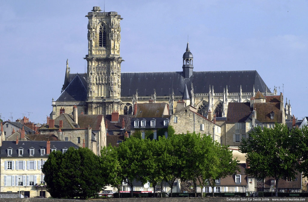 Cathédrale Nevers